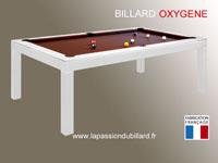 Magasin de billard table transformable table de salle for Table de billard transformable en table de salle a manger