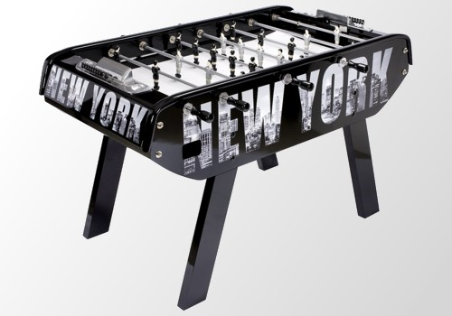 nouveau baby foot bonzini new york noir. Black Bedroom Furniture Sets. Home Design Ideas