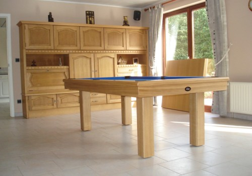 billard table billard loft pool americain chene massif brut 2m10 belgique hainaut. Black Bedroom Furniture Sets. Home Design Ideas