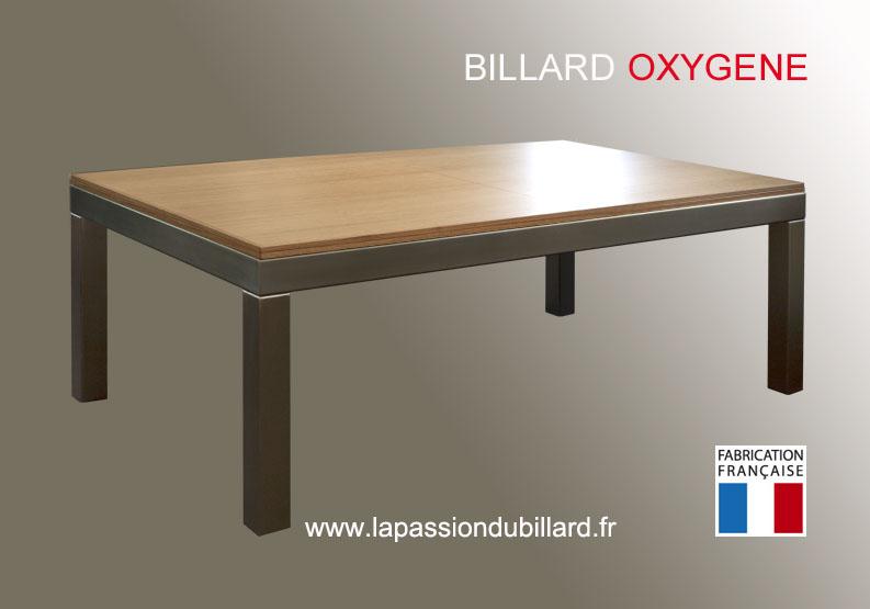 description billard uploads oxygene plateau table chene naturel photo minijpg